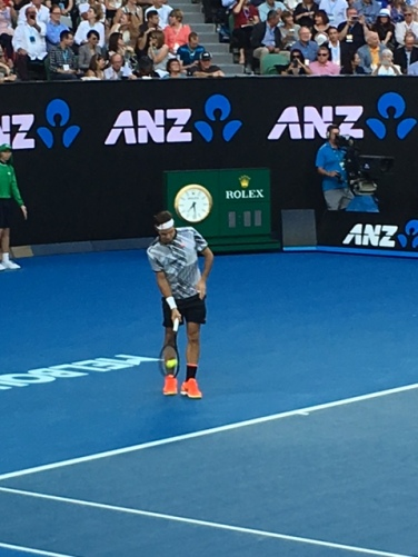 The finals of the Australian Open 2017