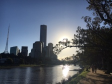 Melbourne is great